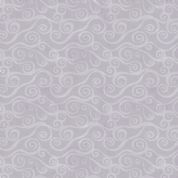 W108503 Extra Wide Cotton Fabric - Very Pale Lilac/Grey with Swirls